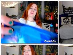 ConnerJay on MyFreeCams show 01.04.2019